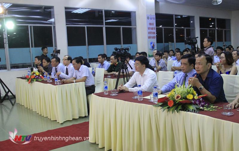 """Vinh danh 10 dự án """"Khởi nghiệp đổi mới sáng tạo"""" tỉnh Nghệ An năm 2018"""