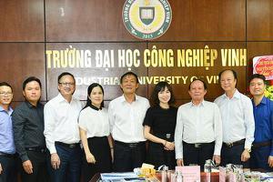 Trường Đại học Công nghiệp Vinh ra mắt Hội đồng trường