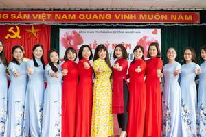 Tổ chức lễ kỷ niệm ngày Quốc tế phụ nữ 8-3