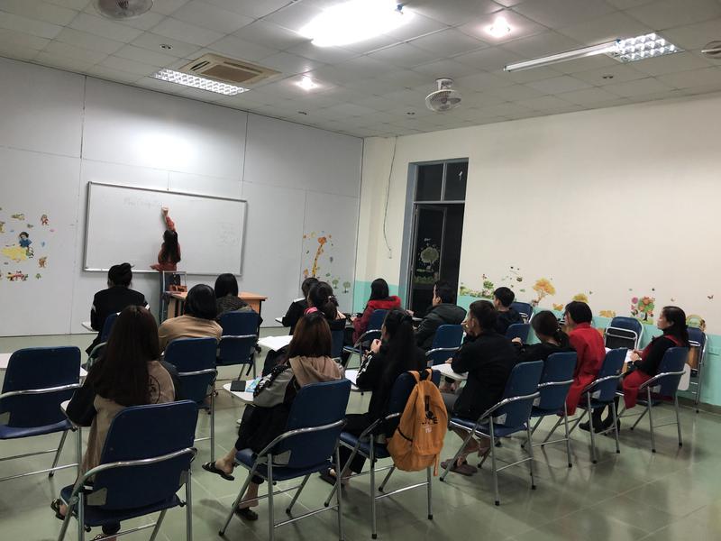 Khai giảng lớp tiếng Trung dành cho sinh viên Trường Đại học Công nghiệp Vinh