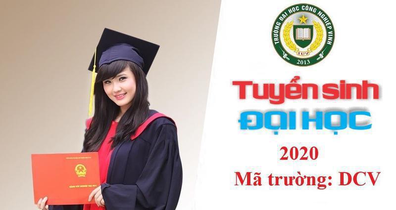 Thông báo tuyển sinh Đại học chính quy năm 2020