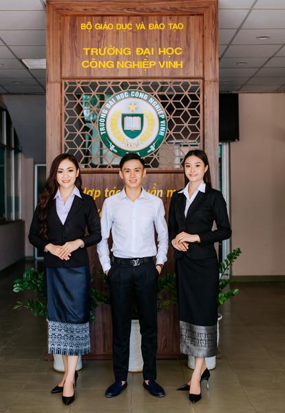 Hoạt động học tập và rèn luyện của sinh viên Lào tại Đại học Công nghiệp Vinh (IUV)