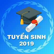 Thông báo xét tuyển Đại học hệ chính quy, đợt 2 năm 2019 (Theo phương thức sử dụng kết quả kỳ thi THPT Quốc gia năm 2019)