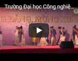 """Tiết mục """"Con Rồng Việt Nam"""" trong chương trình Ca nhạc """"Mừng Đảng, Mừng Xuân"""""""